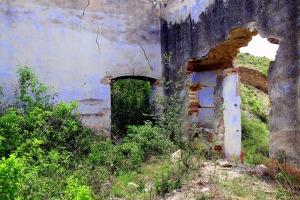 Mineral de Pozos: Interior Walls